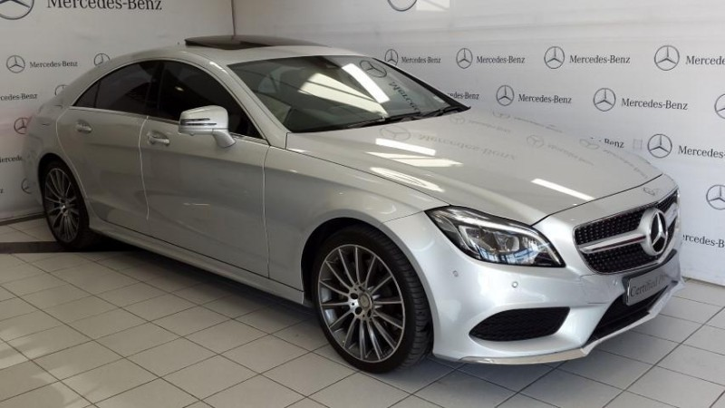 Used mercedes benz cls class 400 for sale in western cape for Mercedes benz cls 400 for sale