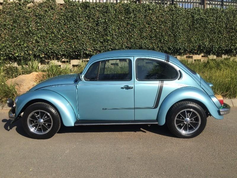 Used Volkswagen Beetle 1600 Sp For Sale In Gauteng Cars