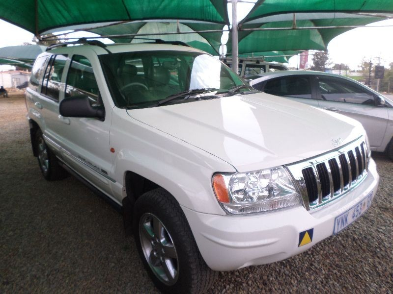 used jeep grand cherokee 4 7 v8 laredo for sale in gauteng id 1637830. Black Bedroom Furniture Sets. Home Design Ideas