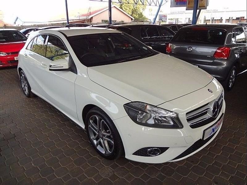 Used mercedes benz a class a 200 urban auto for sale in for Mercedes benz pretoria