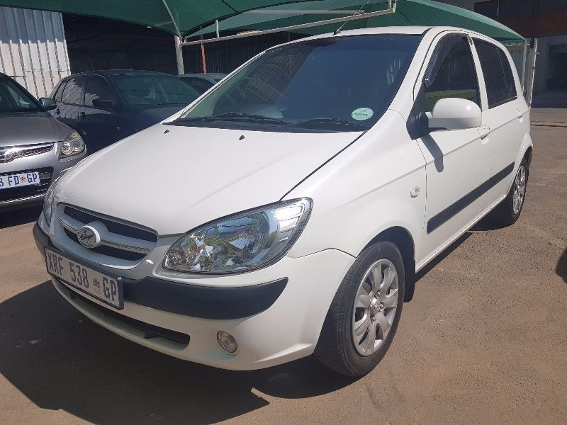used hyundai getz 1 6 for sale in gauteng id. Black Bedroom Furniture Sets. Home Design Ideas