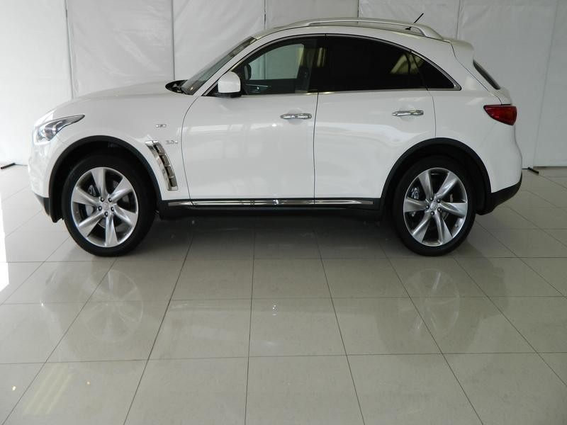 used infiniti qx70 fx30d s premium for sale in western cape id 1639965. Black Bedroom Furniture Sets. Home Design Ideas