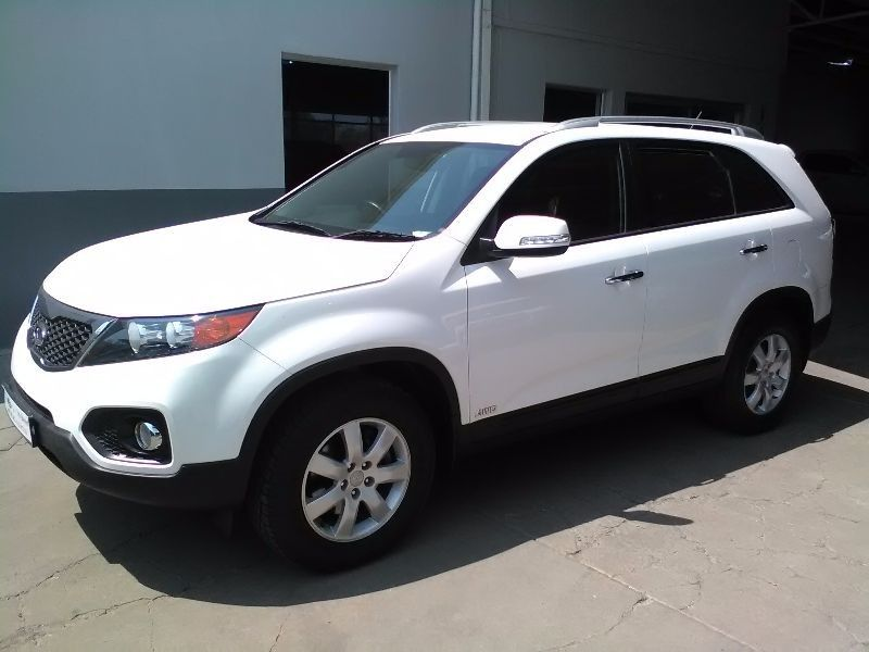 used kia sorento 4x4 a t diesel for sale in free state id 1640095. Black Bedroom Furniture Sets. Home Design Ideas