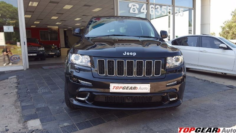 used jeep grand cherokee srt8 for sale in gauteng id 1640326. Black Bedroom Furniture Sets. Home Design Ideas
