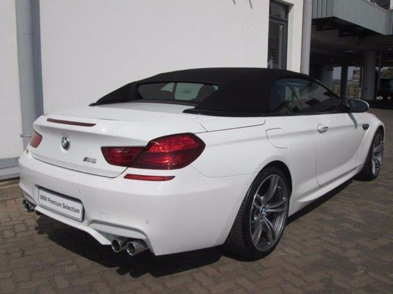 used bmw m6 convertible f12 for sale in gauteng id 1640475. Black Bedroom Furniture Sets. Home Design Ideas