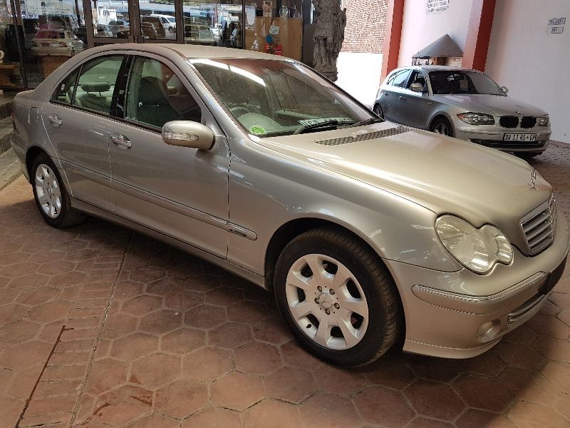 used mercedes benz c class c270 cdi elegance a t for sale in gauteng id 1640577. Black Bedroom Furniture Sets. Home Design Ideas