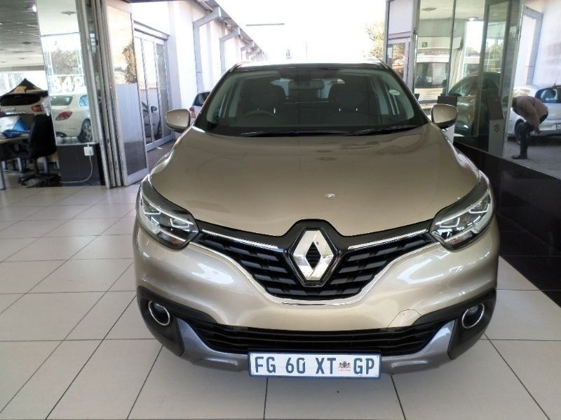 used renault kadjar 1 6 dci 4x4 for sale in gauteng id 1640842. Black Bedroom Furniture Sets. Home Design Ideas