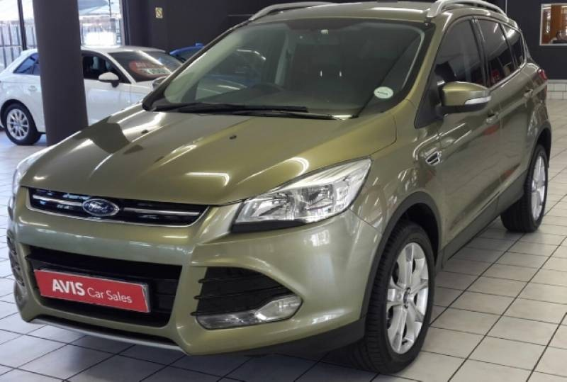 used ford kuga 1 5 ecoboost trend auto for sale in gauteng id 1640902. Black Bedroom Furniture Sets. Home Design Ideas