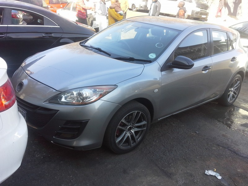 used mazda 3 mazda3 1 6 for sale in gauteng id 1641807. Black Bedroom Furniture Sets. Home Design Ideas