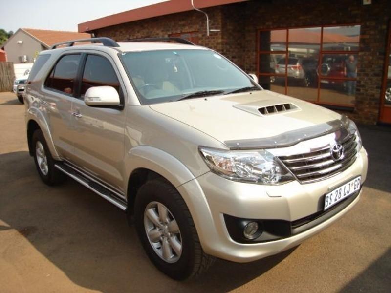 Auto Select Zambezi Drive 2012 Toyota Fortuner 3 0d 4d 4x4