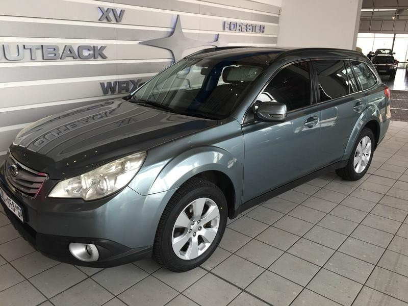 used subaru outback premium for sale in gauteng id 1642578. Black Bedroom Furniture Sets. Home Design Ideas