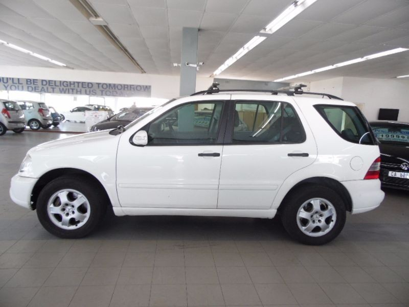 Used mercedes benz m class ml 350 a t for sale in western for 2004 mercedes benz ml350 for sale