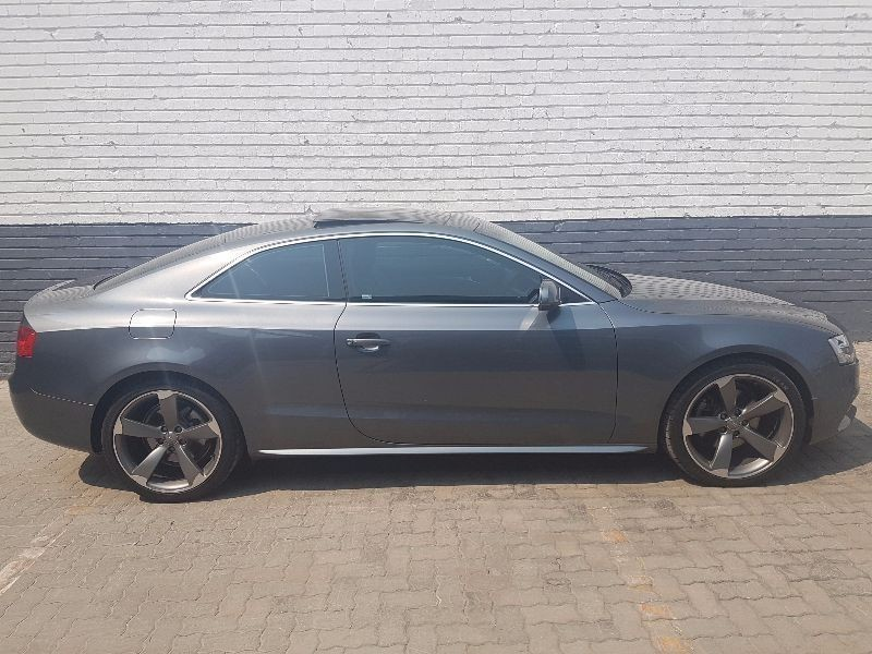 used audi a5 audi a5 2 0 tdi coupe multitronic for sale in gauteng. Black Bedroom Furniture Sets. Home Design Ideas