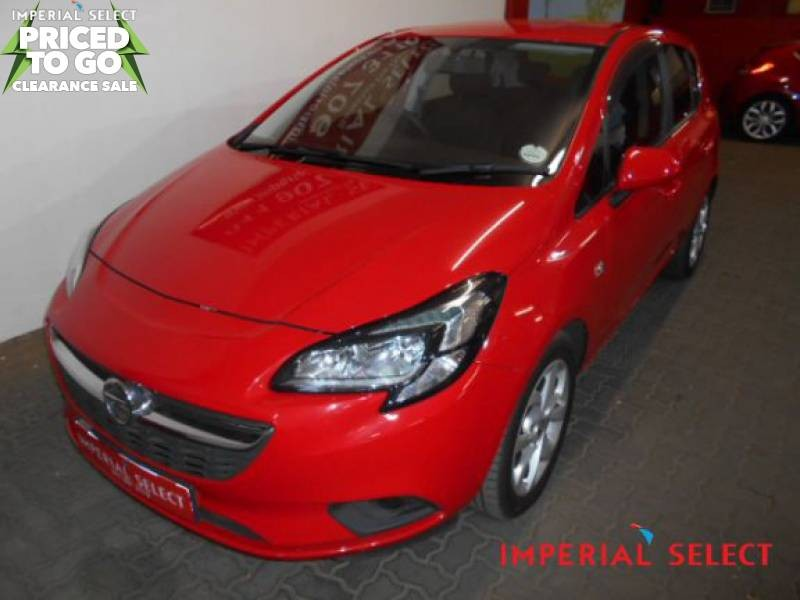 used opel corsa 1 0t cosmo 5 door for sale in gauteng id 1644000. Black Bedroom Furniture Sets. Home Design Ideas