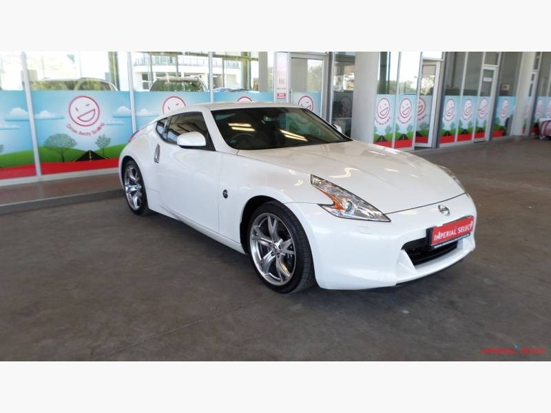used nissan 370z coupe for sale in gauteng id 1644158. Black Bedroom Furniture Sets. Home Design Ideas