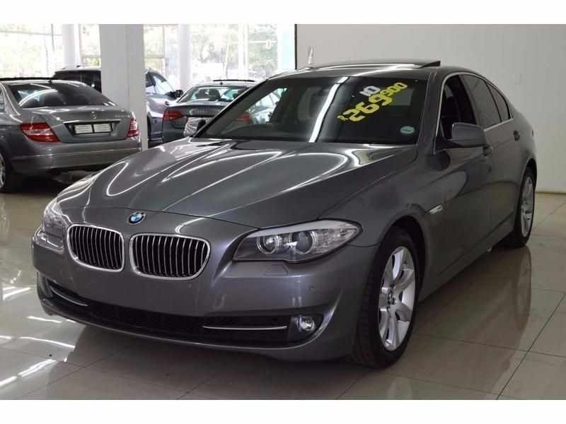 used bmw 5 series 523i a t f10 for sale in gauteng. Black Bedroom Furniture Sets. Home Design Ideas