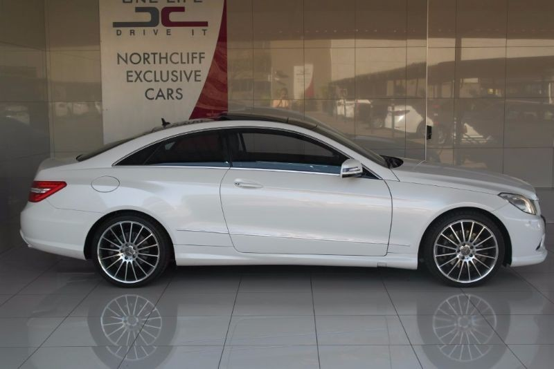 Used Mercedes Benz E Class E350 Coupe Amg Auto For Sale In
