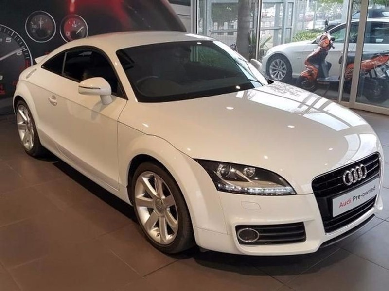 used audi tt fsi coupe stronic for sale in gauteng id 1644764. Black Bedroom Furniture Sets. Home Design Ideas