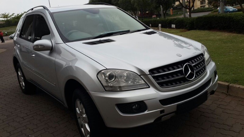 used mercedes benz m class ml 320 cdi a t for sale in kwazulu natal id 1644902. Black Bedroom Furniture Sets. Home Design Ideas