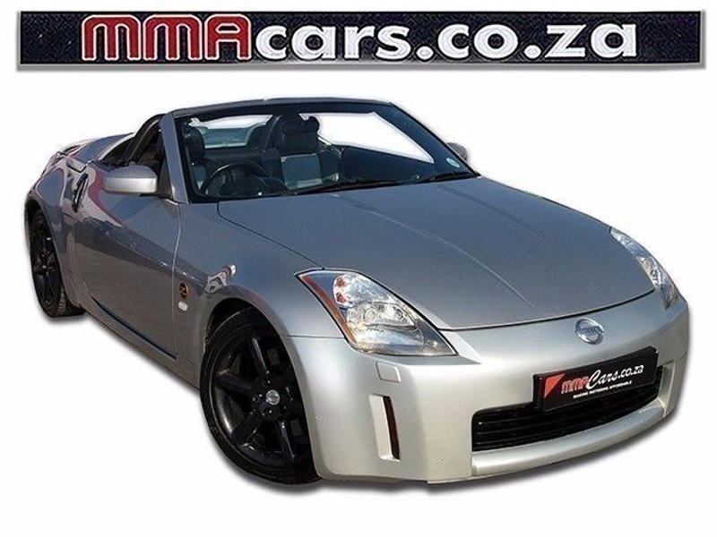 used nissan 350z convertible for sale in kwazulu natal id 1645141. Black Bedroom Furniture Sets. Home Design Ideas