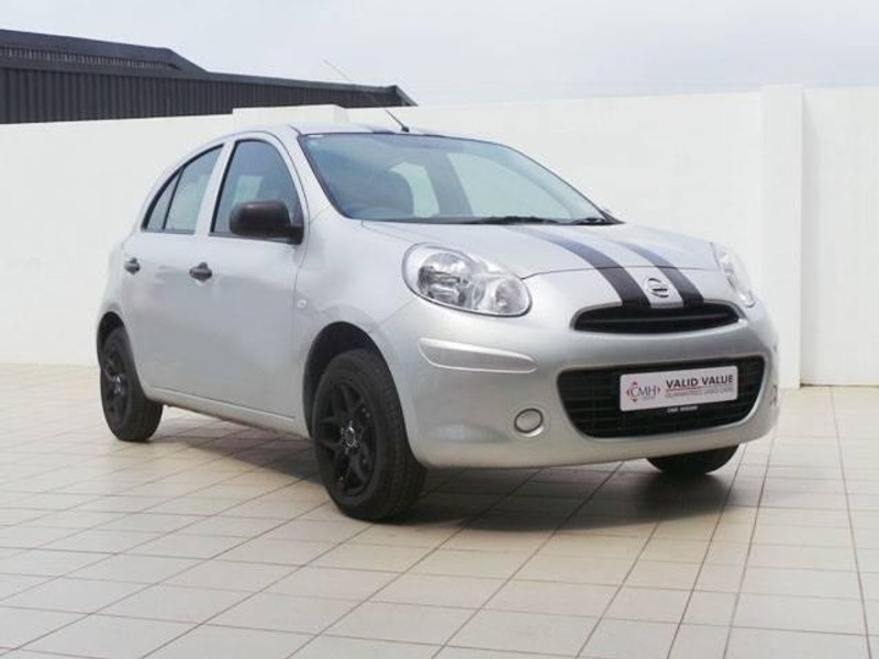 Used Nissan Micra 1 2 Visia Insync 5dr D86v For Sale In