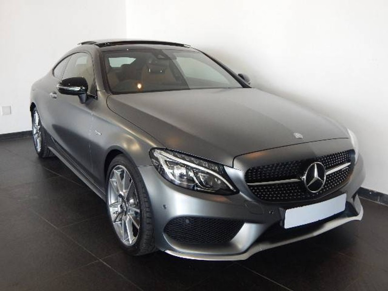 used mercedes benz c class amg c43 coupe for sale in gauteng id 1645777. Black Bedroom Furniture Sets. Home Design Ideas