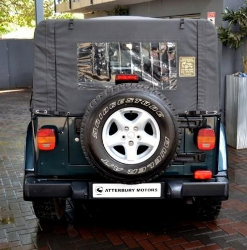 Used Jeep Wrangler Sahara 4.0 A/t For Sale In Gauteng