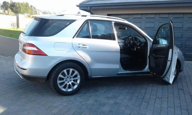 used mercedes benz m class ml 250 bluetec for sale in western cape id 1646023. Black Bedroom Furniture Sets. Home Design Ideas
