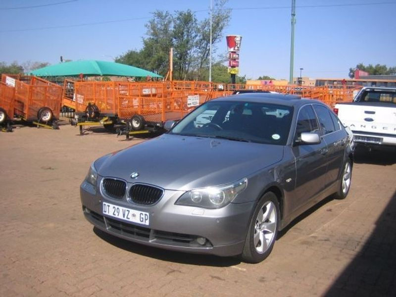 used bmw 5 series 530d a t e60 for sale in gauteng id 1646098. Black Bedroom Furniture Sets. Home Design Ideas