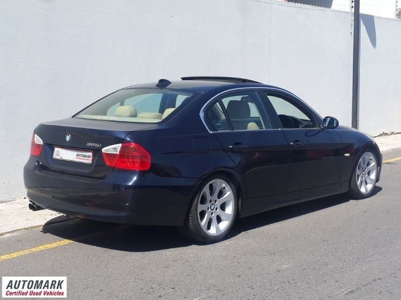 used bmw 3 series 325i a t e90 for sale in western cape id 1646233. Black Bedroom Furniture Sets. Home Design Ideas