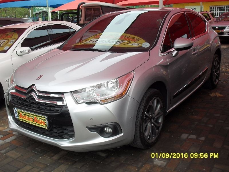 used citroen ds4 2 0 hdi 160 sport 5dr for sale in limpopo. Black Bedroom Furniture Sets. Home Design Ideas