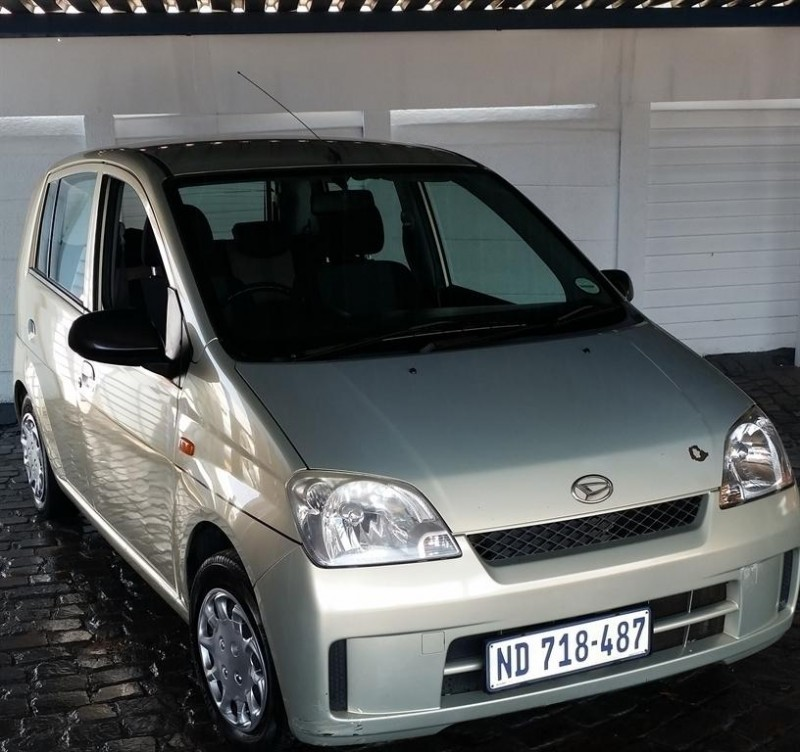 Daihatsu Charade: Used Daihatsu Charade Celeb For Sale In Gauteng