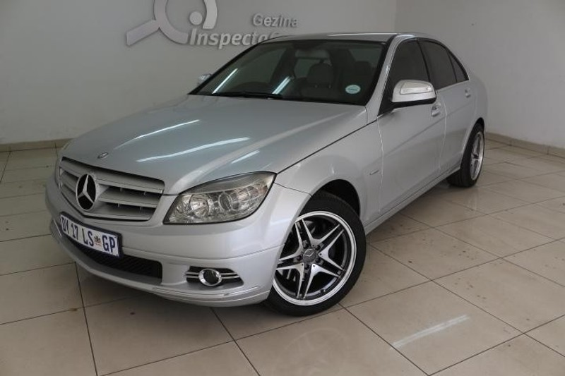 used mercedes benz c class c320 cdi elegance a t for sale in gauteng id 1647906. Black Bedroom Furniture Sets. Home Design Ideas
