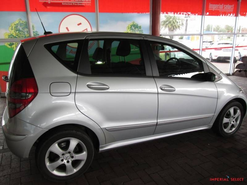 used mercedes benz a class a 180 cdi avantgarde a t for sale in western cape id. Black Bedroom Furniture Sets. Home Design Ideas