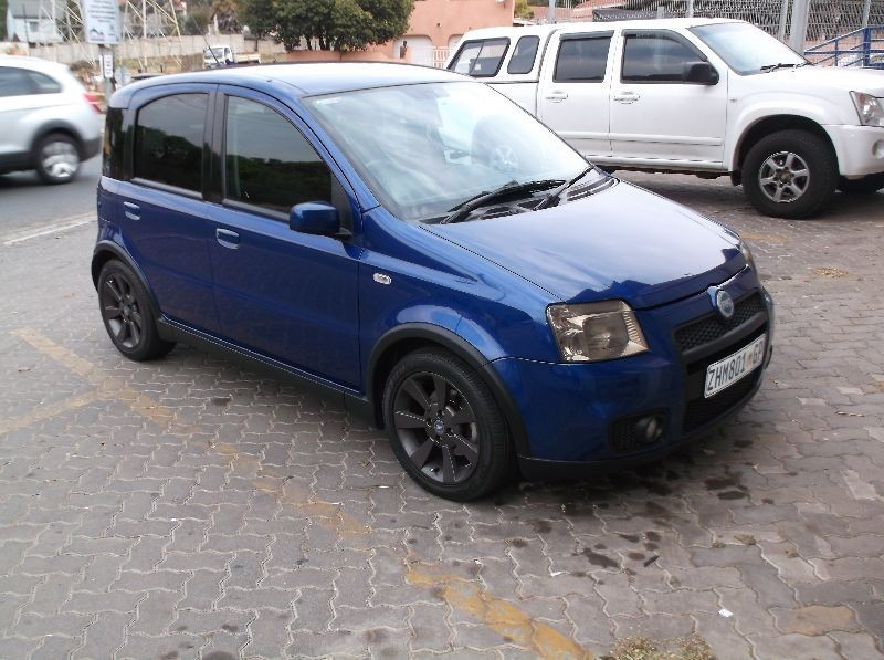 used fiat panda 1 4 sport hp100 for sale in gauteng id 1648465. Black Bedroom Furniture Sets. Home Design Ideas
