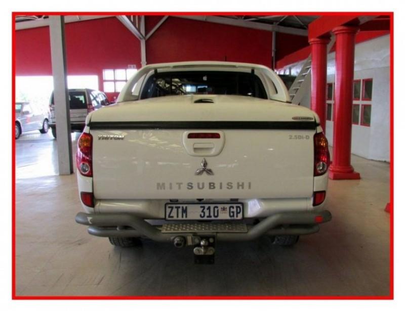 Used Mitsubishi Triton 2 5 Di D P U D C For Sale In