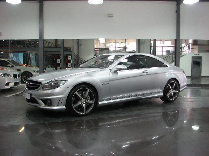 used mercedes benz cl class cl 63 amg for sale in gauteng. Black Bedroom Furniture Sets. Home Design Ideas