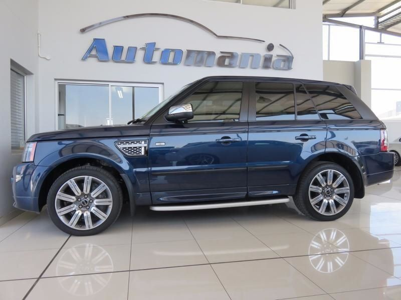 used land rover range rover land rover range rover supercharged autobiography for sale in. Black Bedroom Furniture Sets. Home Design Ideas