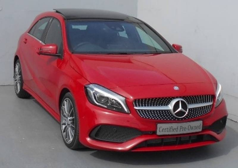 used mercedes benz a class a 200d amg auto for sale in kwazulu natal id 1649309. Black Bedroom Furniture Sets. Home Design Ideas