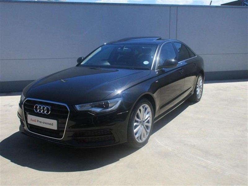 used audi a6 2 0 tdi multitronic for sale in gauteng id. Black Bedroom Furniture Sets. Home Design Ideas