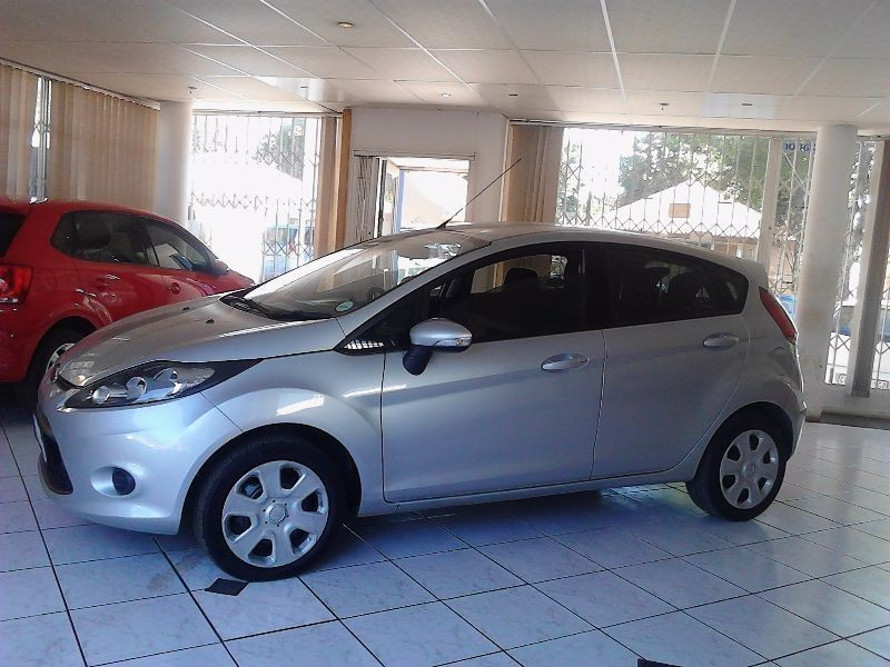 used ford fiesta 1 4 trend 5 door for sale in gauteng. Black Bedroom Furniture Sets. Home Design Ideas