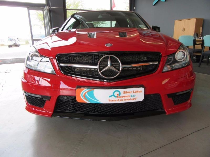 used mercedes benz c class c63 amg for sale in gauteng id 1650133. Black Bedroom Furniture Sets. Home Design Ideas