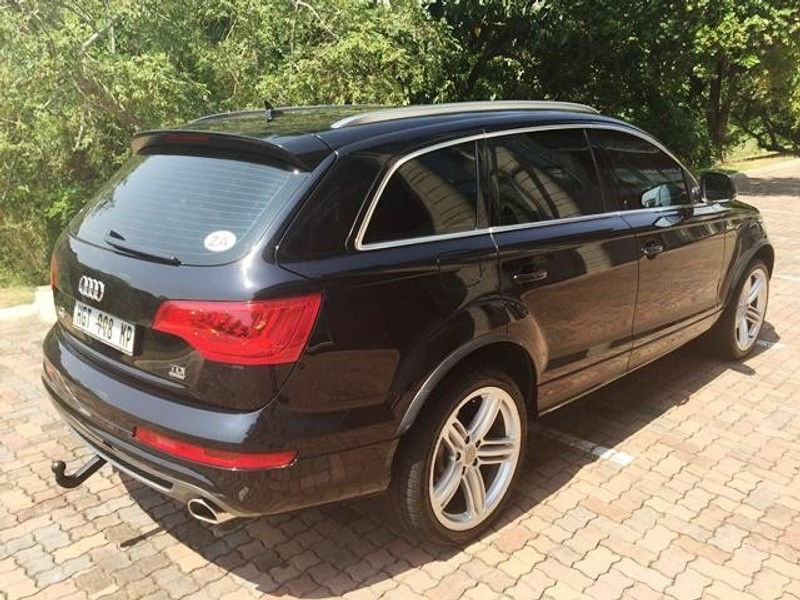 used audi q7 4 2 tdi v8 quattro tip for sale in mpumalanga id 1650187. Black Bedroom Furniture Sets. Home Design Ideas