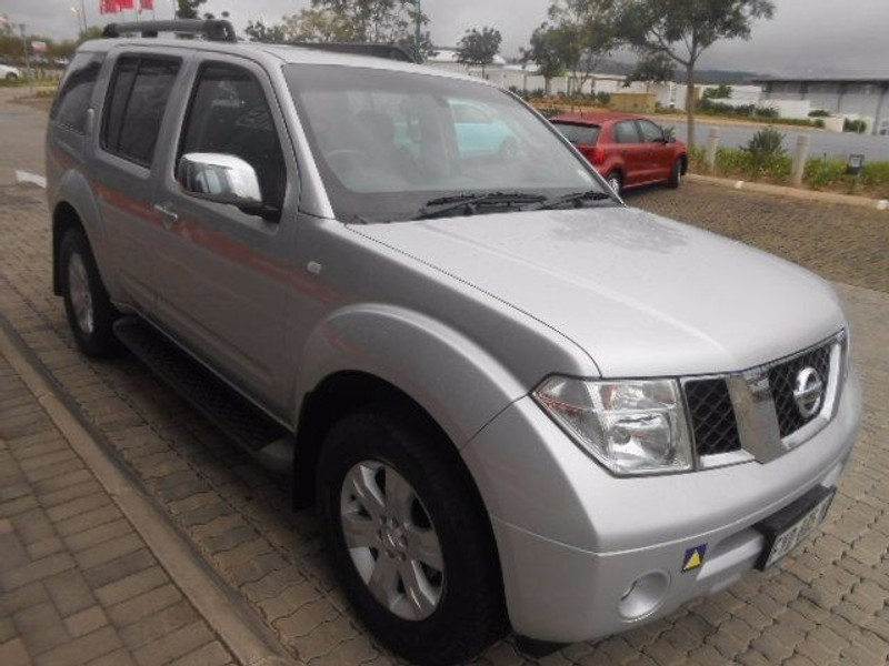 used nissan pathfinder 4 0 v6 4x4 le a t l17 for sale in mpumalanga id 1650986. Black Bedroom Furniture Sets. Home Design Ideas