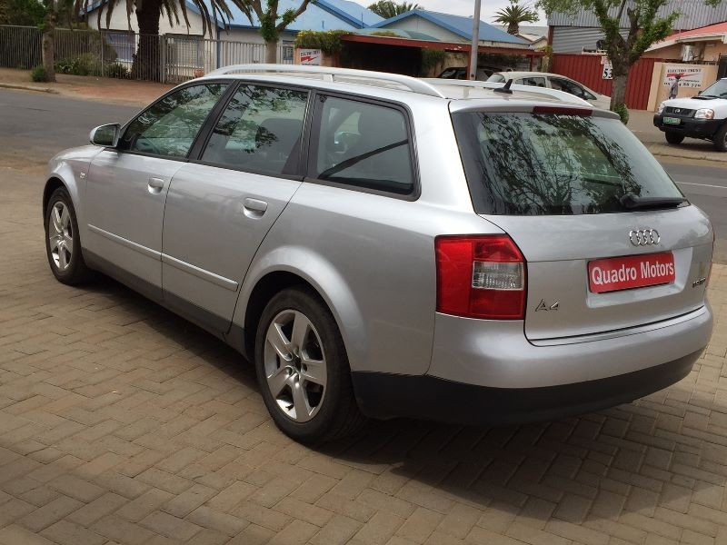 used audi a4 1 9 tdi estate manual 2005 for sale in free state id 1651220. Black Bedroom Furniture Sets. Home Design Ideas