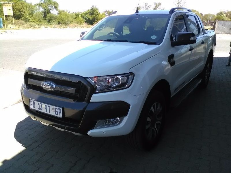 used ford ranger 3 2 tdci wildtrak a t diesel for sale in free state id 1651268. Black Bedroom Furniture Sets. Home Design Ideas