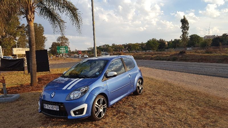 used renault twingo 2 0 sport rs gordini series for sale in gauteng id 1651364. Black Bedroom Furniture Sets. Home Design Ideas