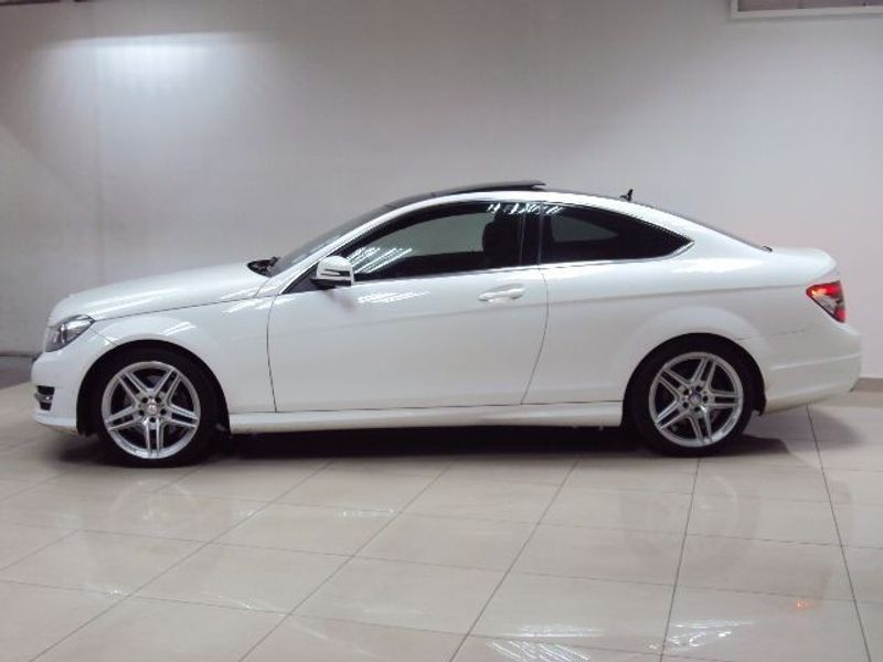 Used mercedes benz c class c350 coupe amg 7g tronic for 2013 mercedes benz c350 coupe