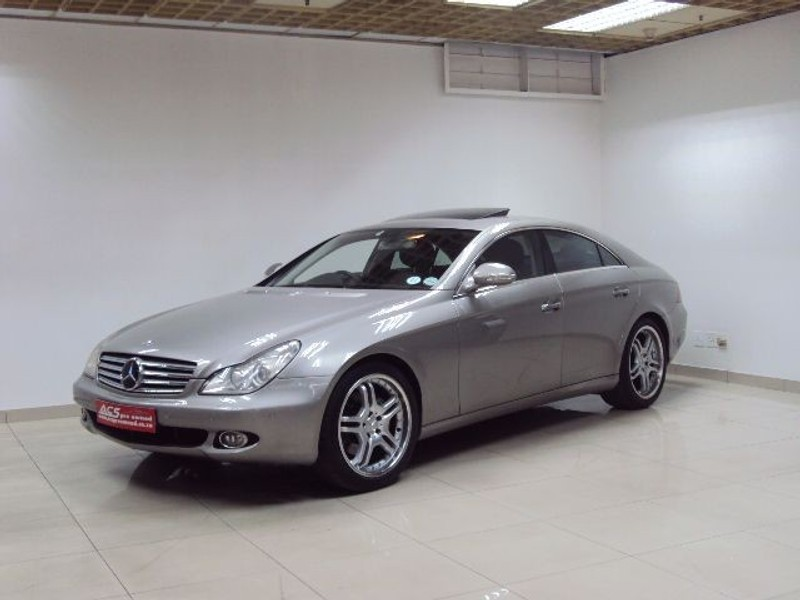 used mercedes benz cls class cls 500 amg 7g tronic sunroof. Black Bedroom Furniture Sets. Home Design Ideas