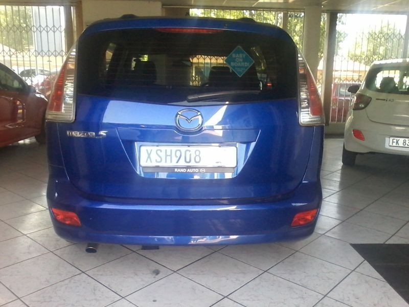 used mazda 5 mazda 5 2 0active 7seats 6 speed for sale in gauteng